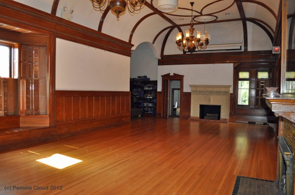 Community Arts Center - Ballroom