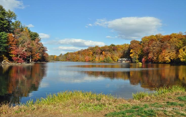Westtown Lake, Westtown, PA