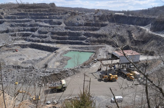 Hanson Aggregates Quarry
