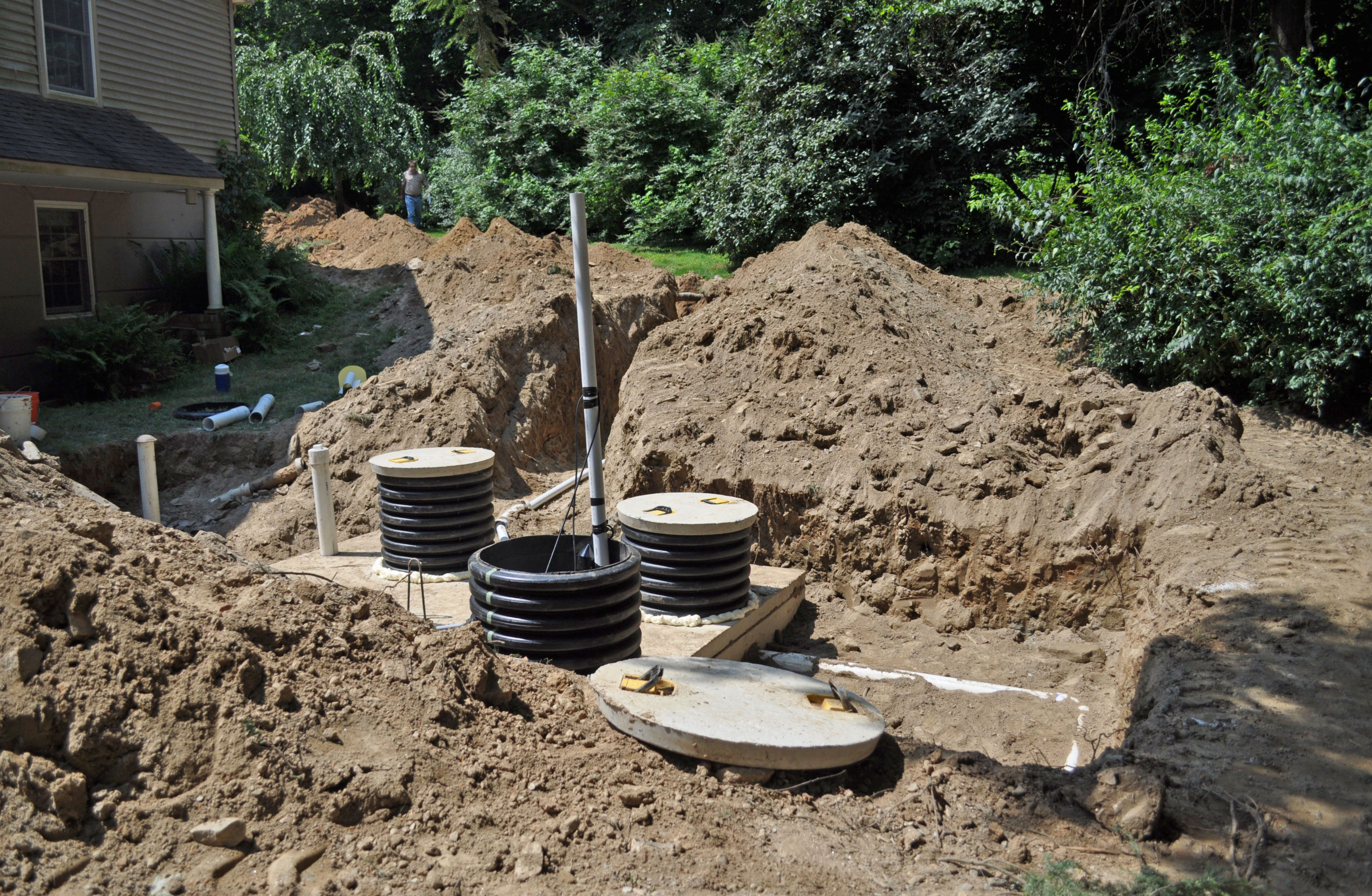 Buying Or Selling A Home With A Septic System What You