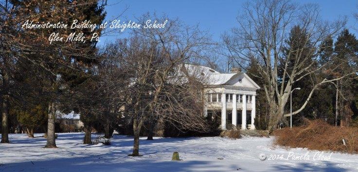 Sleighton School Admin Building