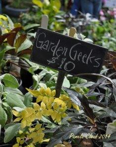Garden Geeks by Pam Cloud