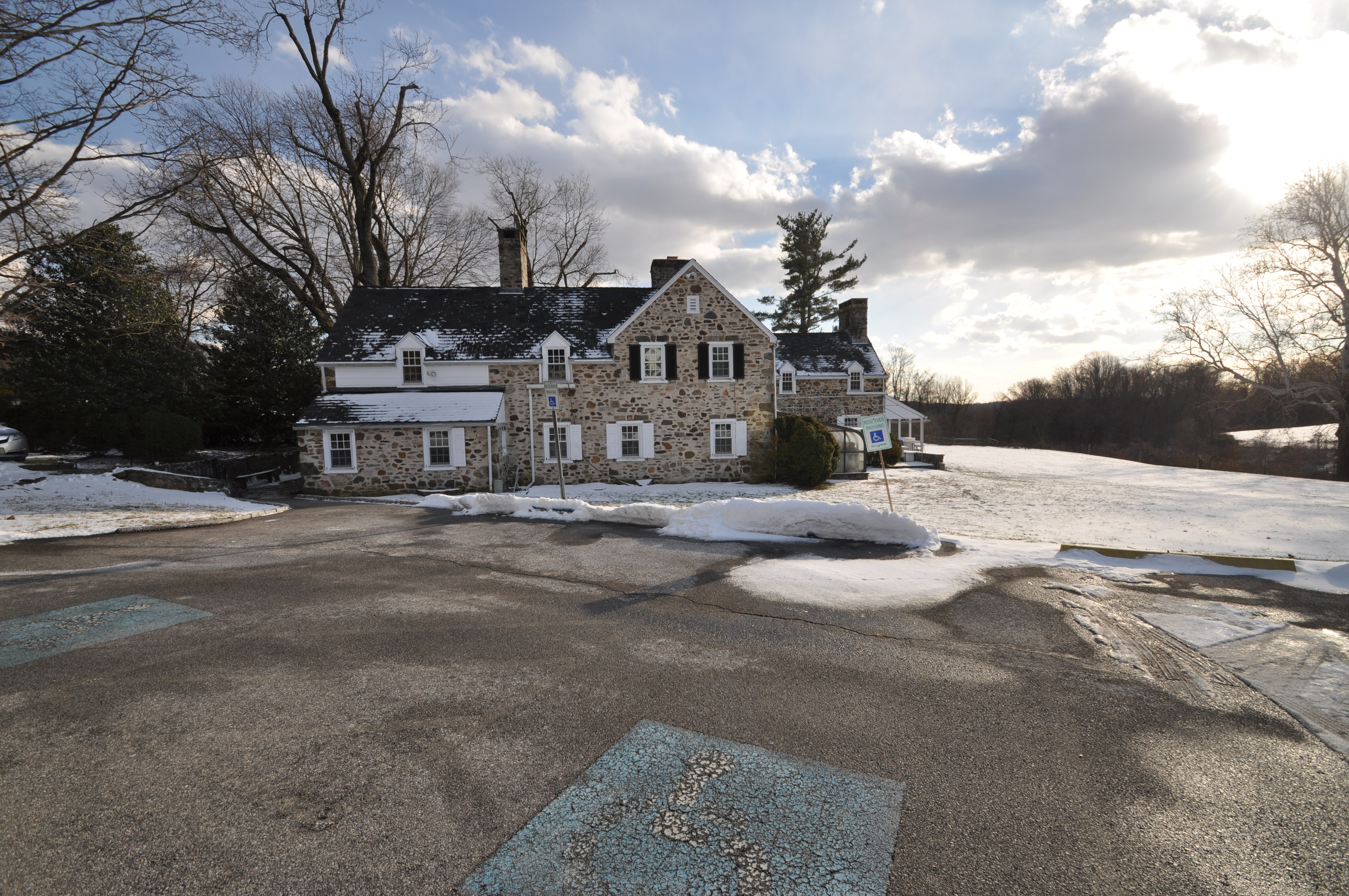 Office rental in the heart of delaware county open space - Mostardi s newtown square garden ...