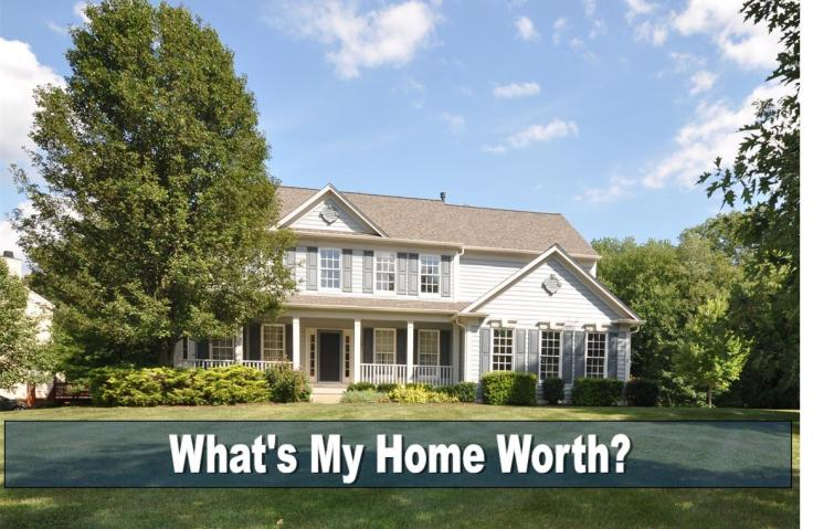 What's my home worth