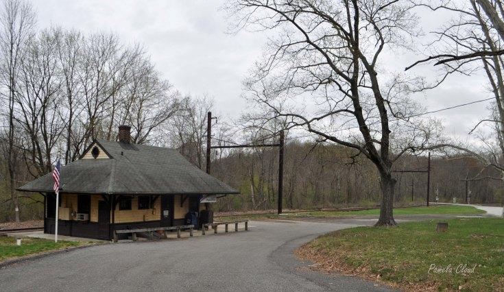 Cheyney Post Office, Thornbury Township