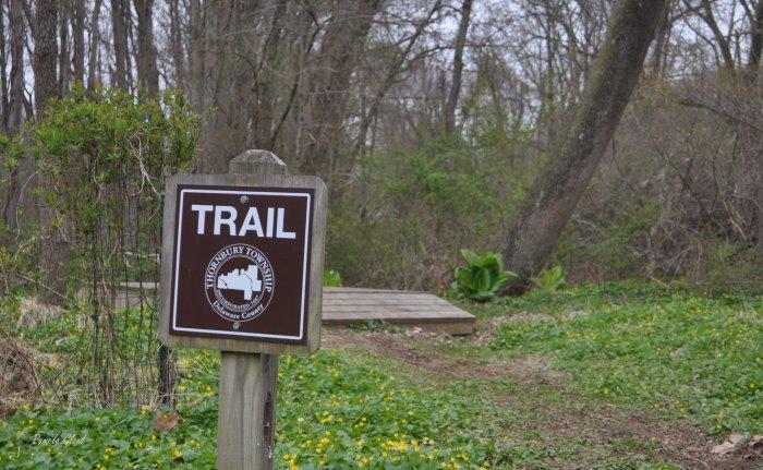 Lukenbach Trail, Thornbury Township