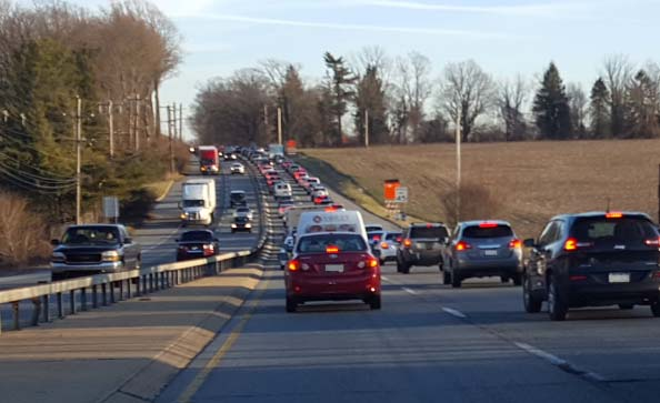 Traffic 202 West Chester